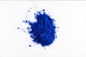 Classic Blue makeup powder!