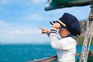 Nautical fashion trend!
